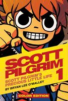 Scott Pilgrim - Volumes 1 to 3 - Color Edition - Hardcover/Graphic Novels